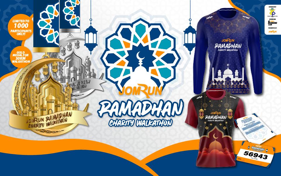 JomRun Ramadhan Charity Walkathon