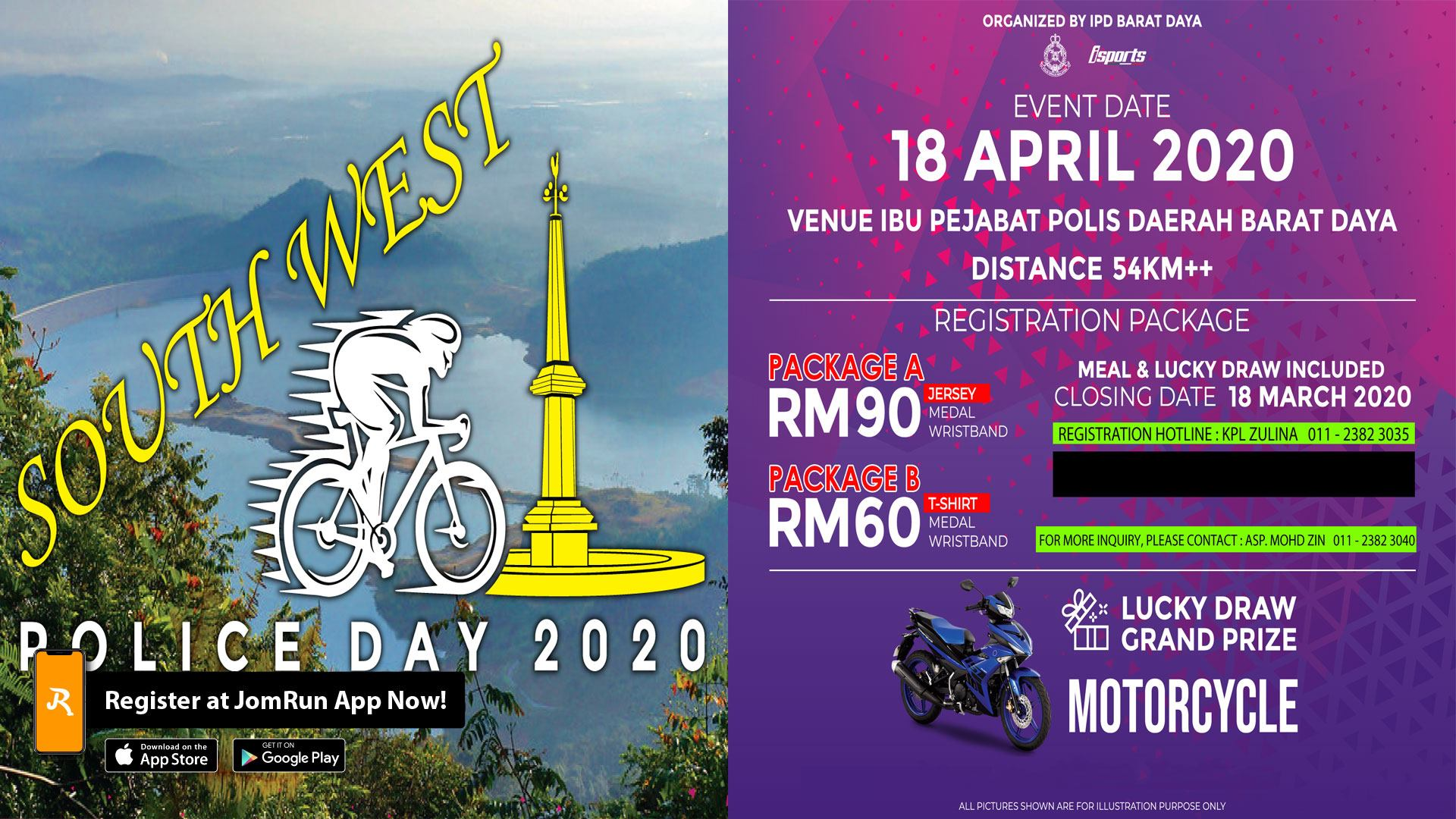 South West Police Day 2020