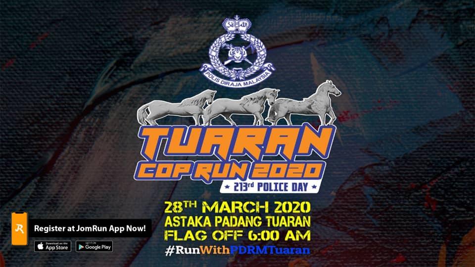 Tuaran Cop Run 2020