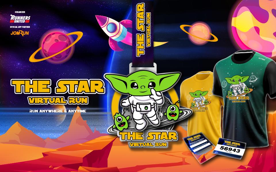 The Star Virtual Run