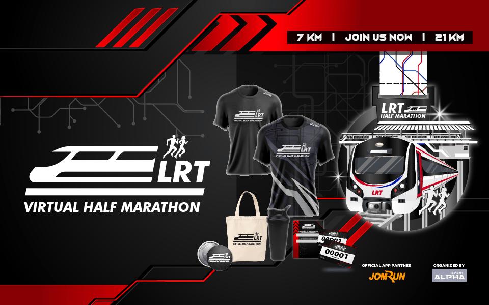 LRT Virtual Half Marathon