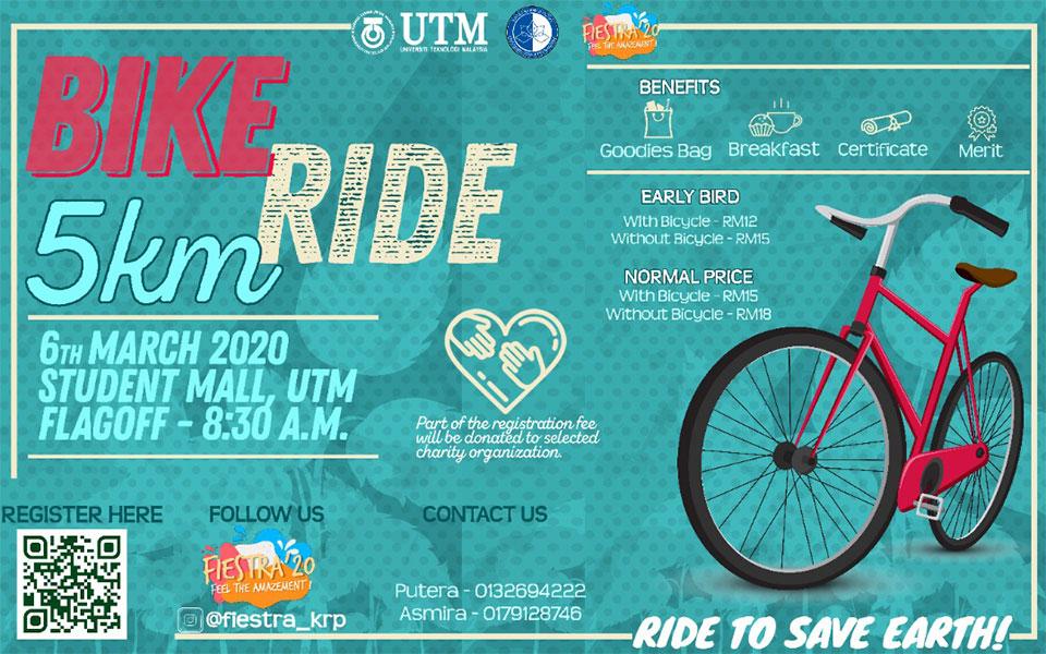 Green Charity Bike Ride 2020