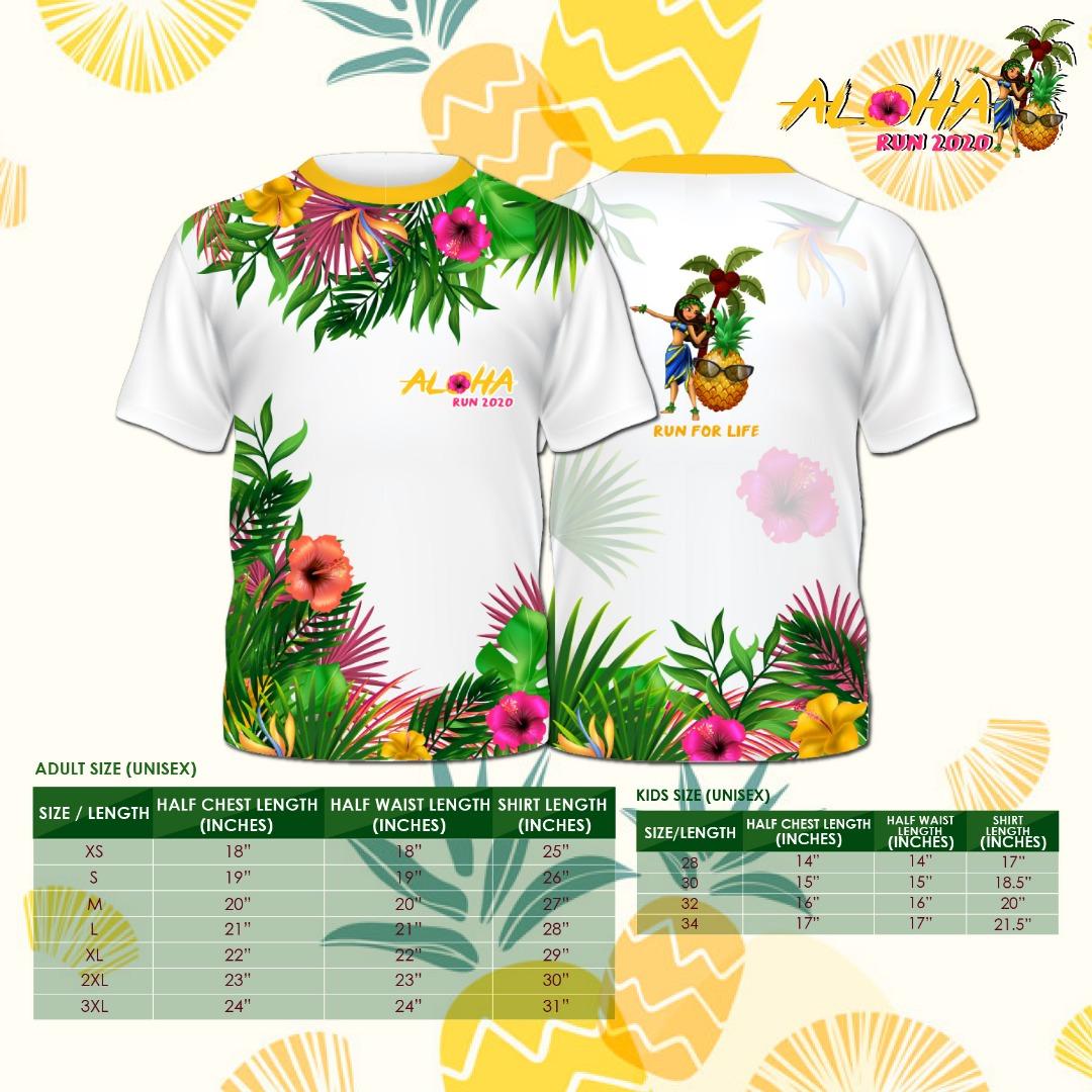 Aloha Run 2020 - Taman Botanik Melaka