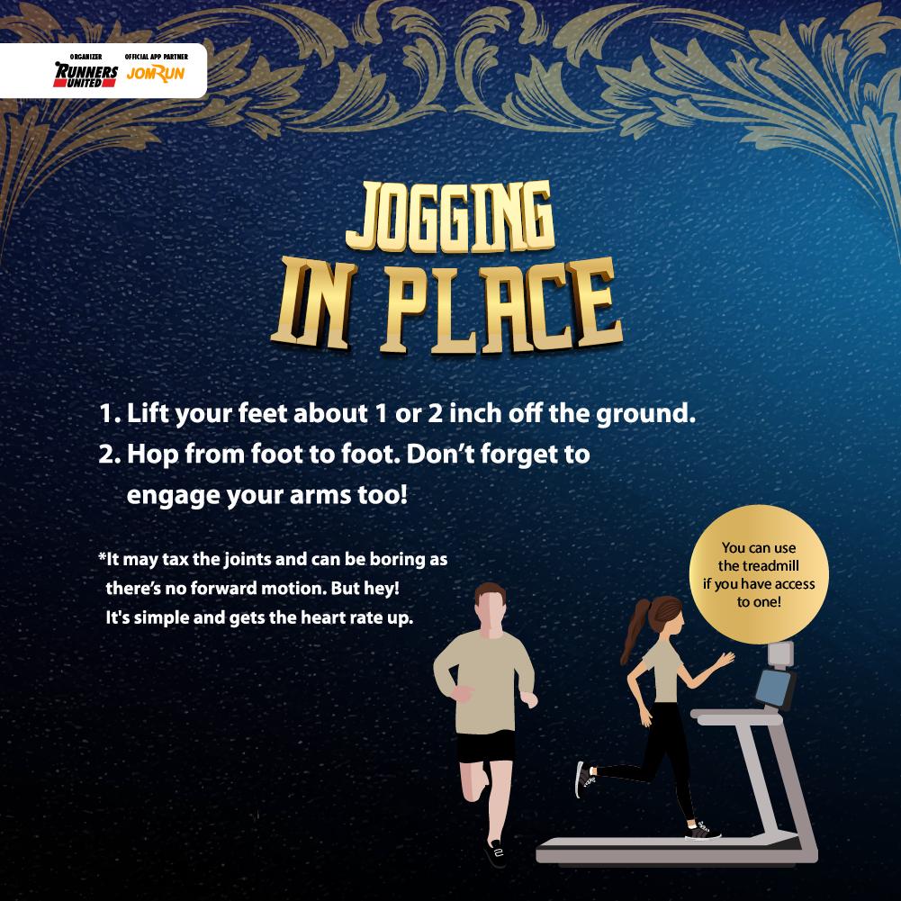 Wau Bulan Virtual Half Marathon