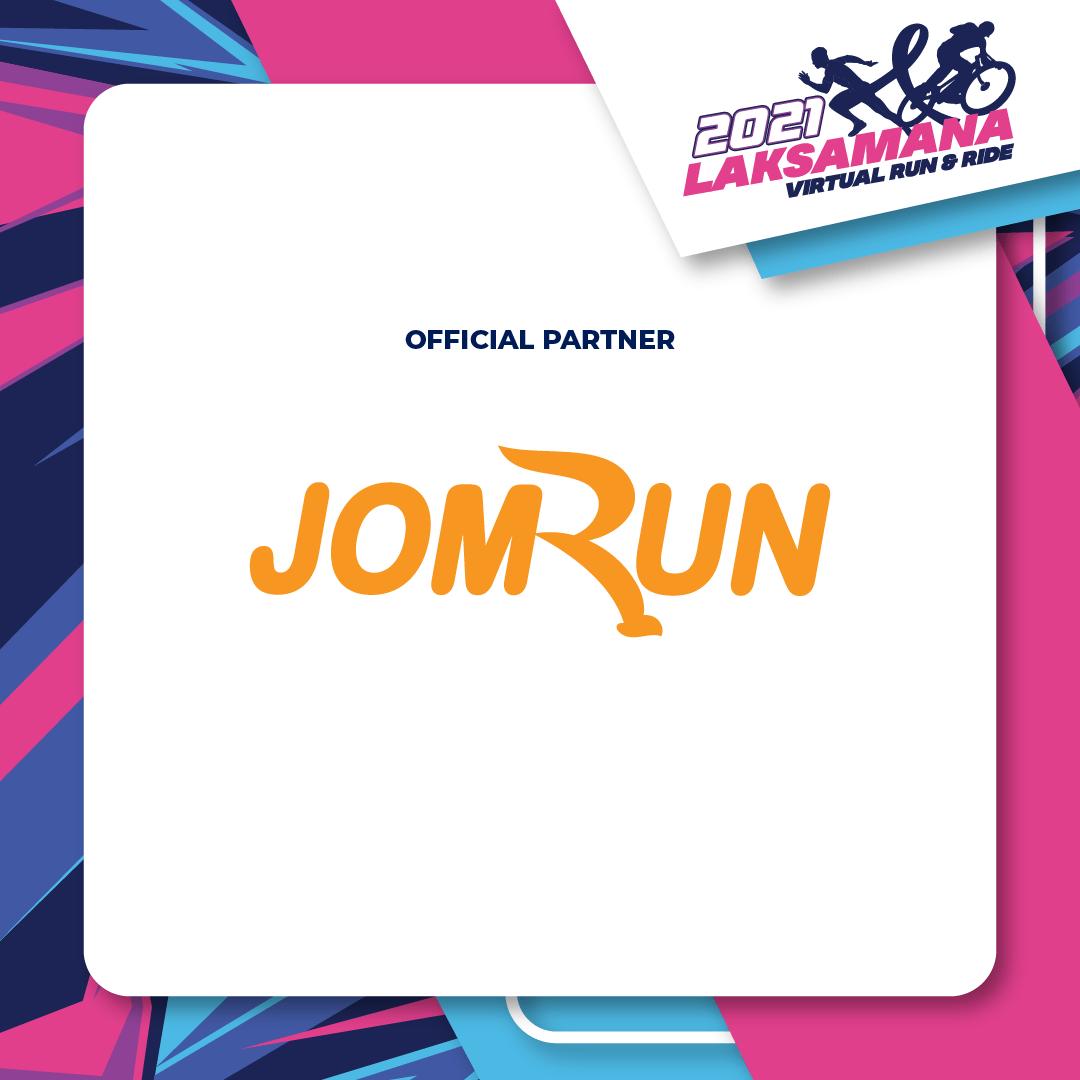 2021 Laksamana Virtual Run & Ride - Singapore/Brunei