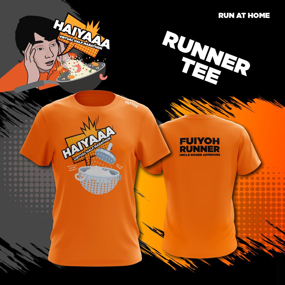 Haiyaaa Virtual Half Marathon