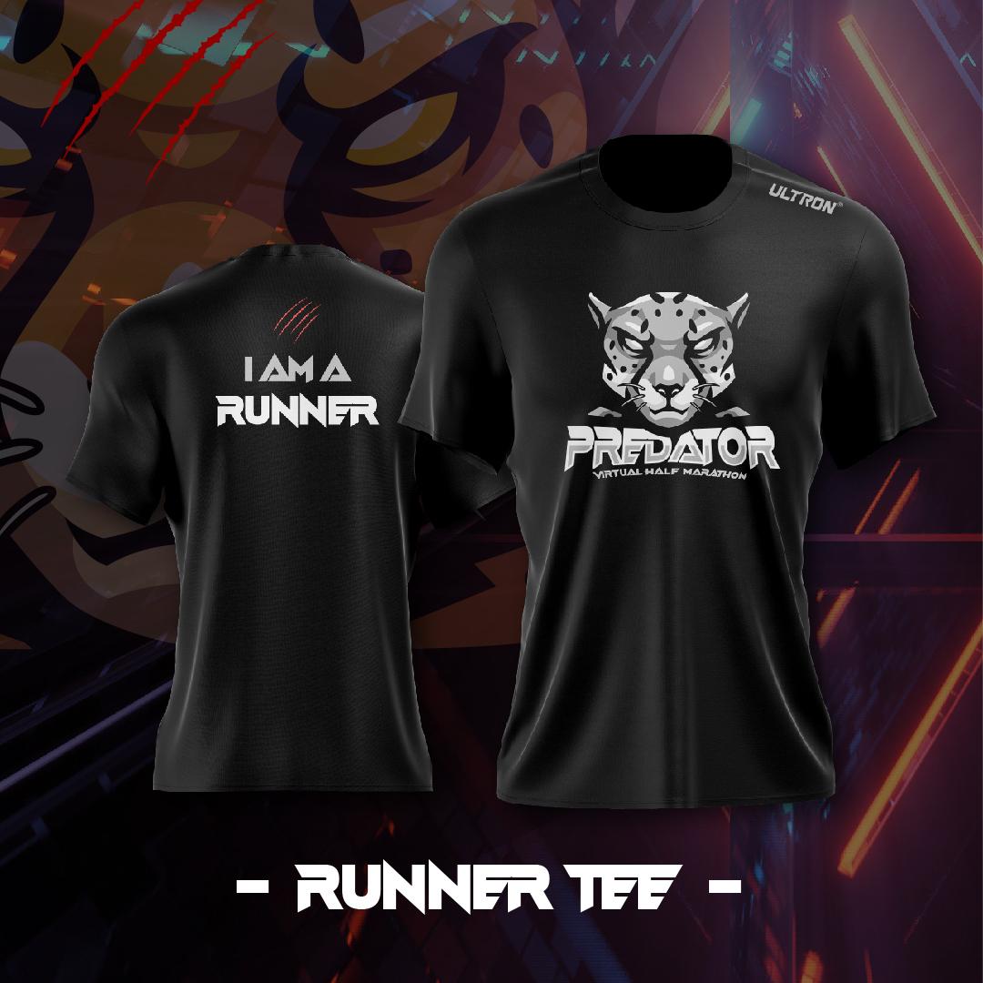 Predator Virtual Half Marathon