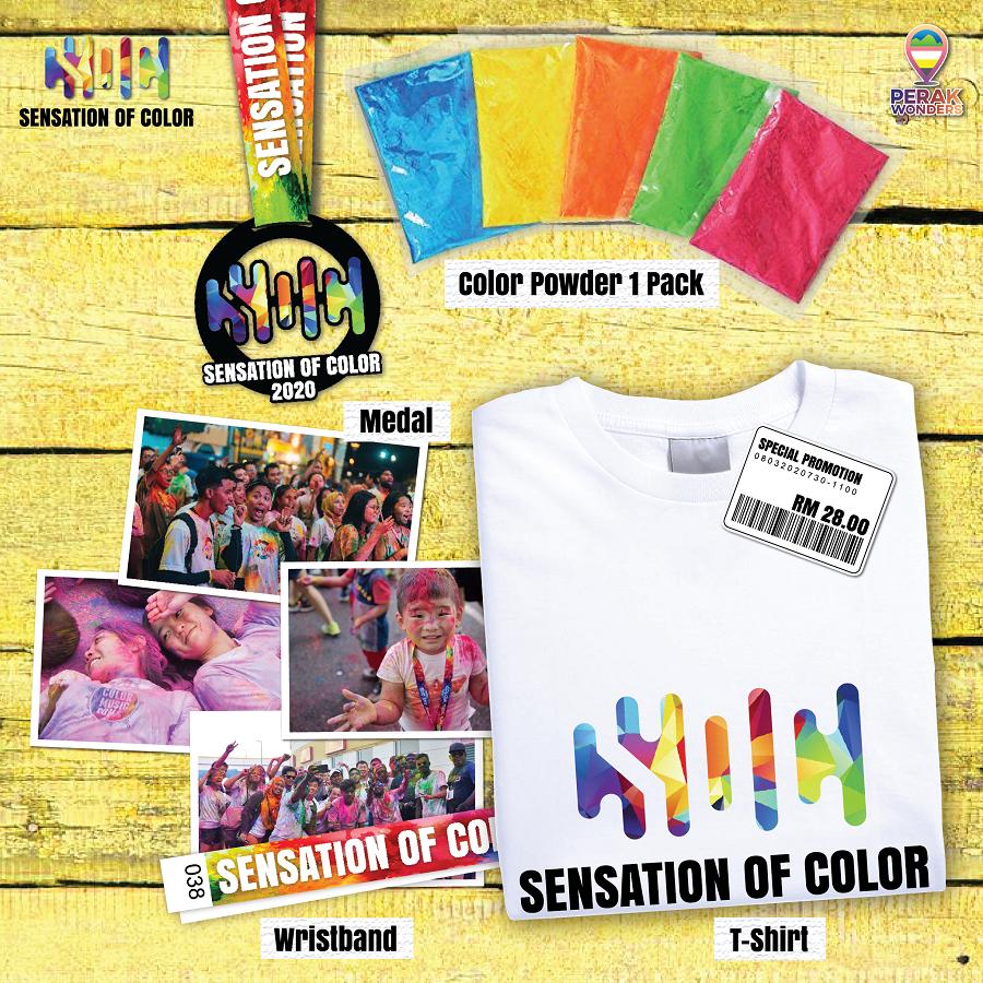 Sensation of Color (Ipoh)