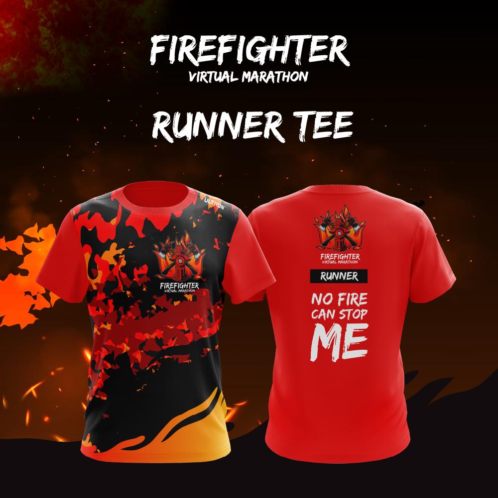 Firefighter Virtual Marathon