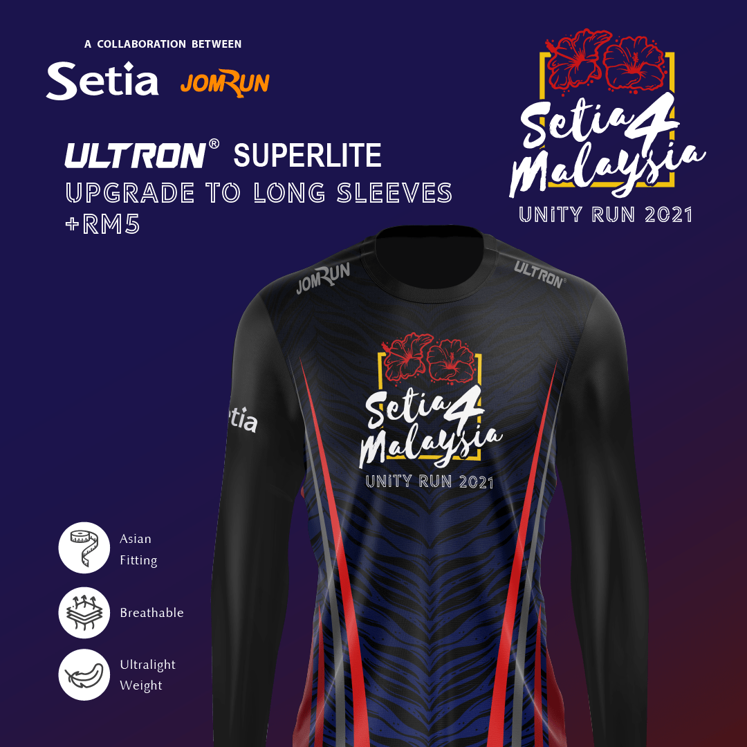 Setia4Malaysia Unity Run 2021