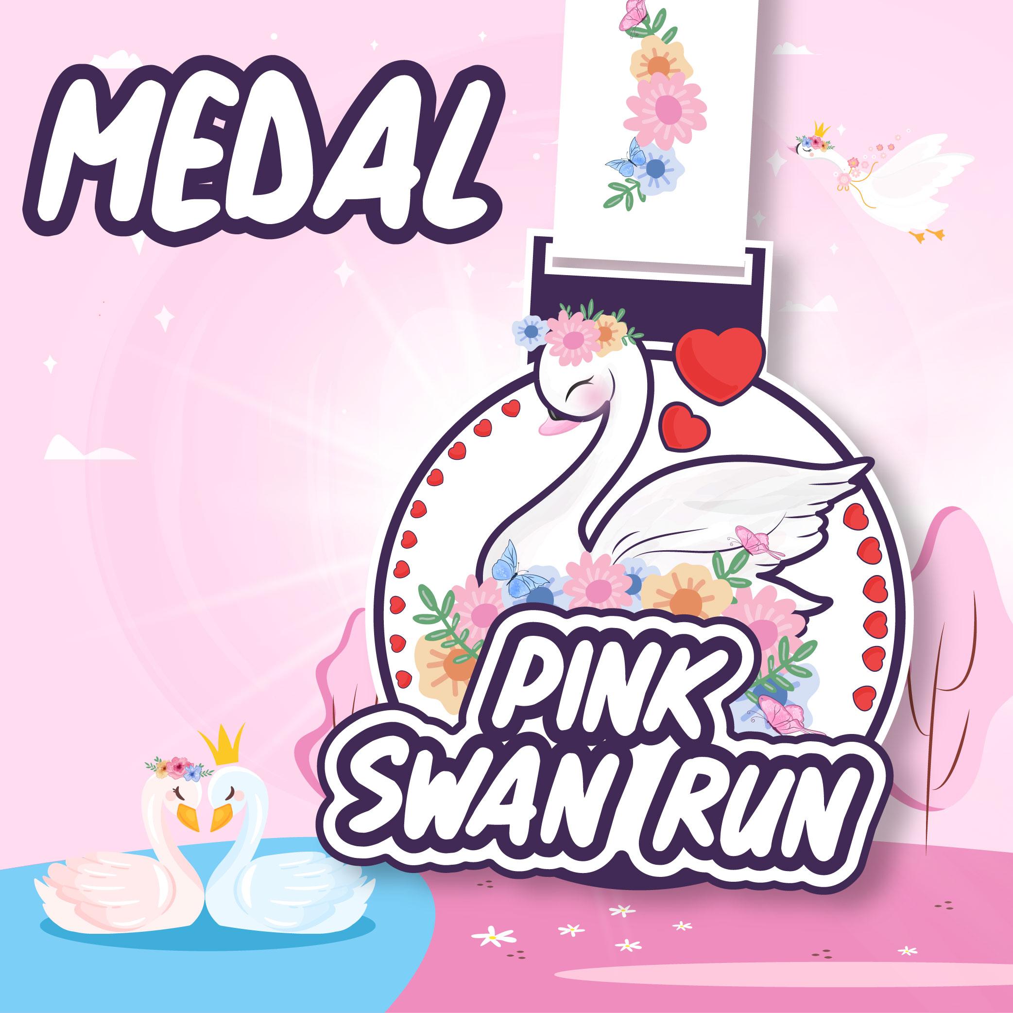 KL Pink Swan 5KM Fun Run 2021