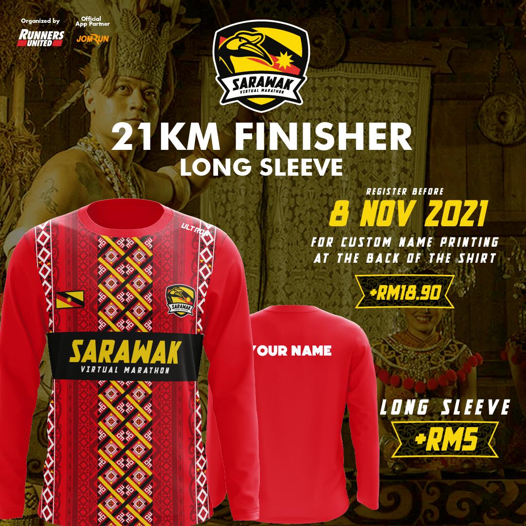 Sarawak Virtual Marathon - Malaysia