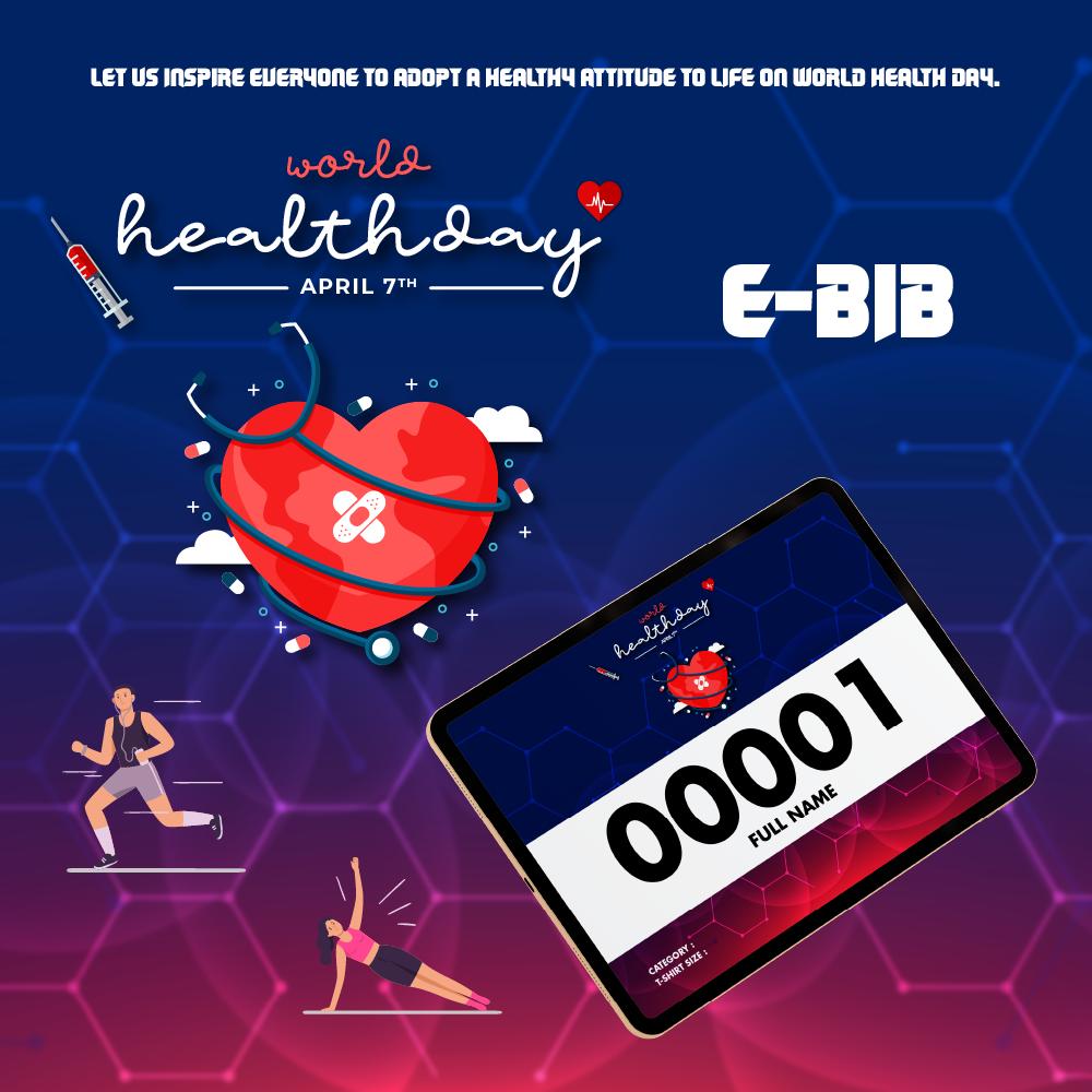 World Health Day 5KM Virtual Run