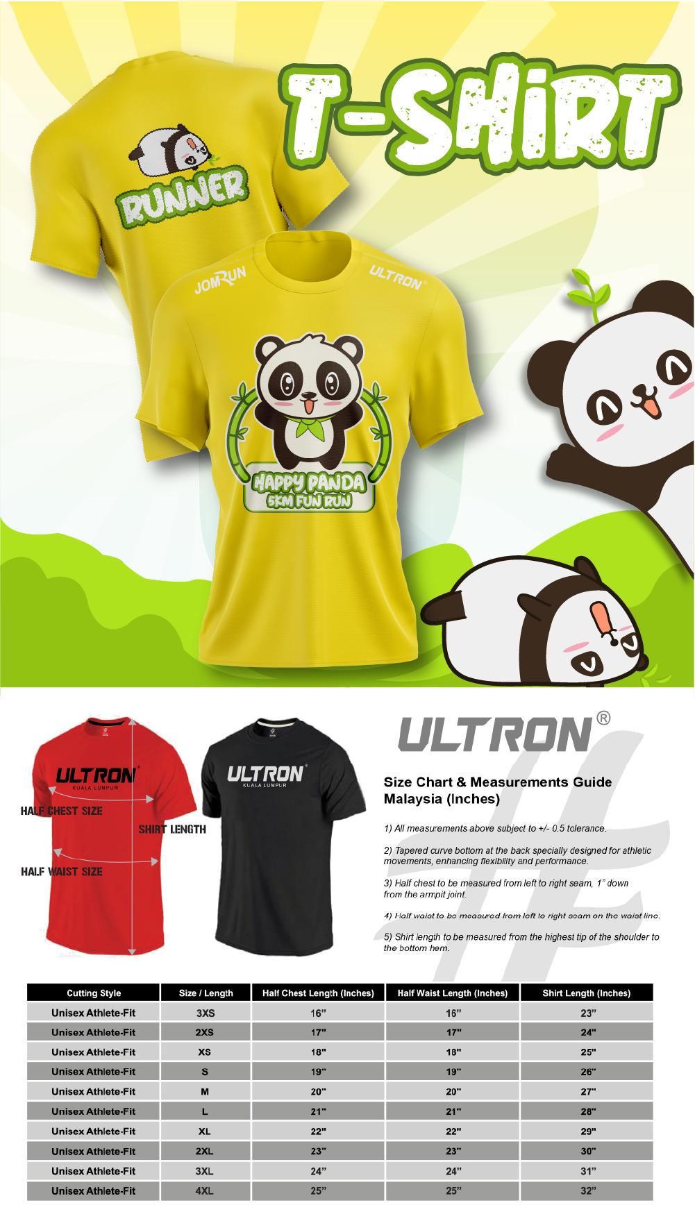Bogor Happy Panda 5KM Fun Run