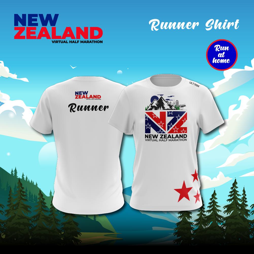 New Zealand Virtual Half Marathon