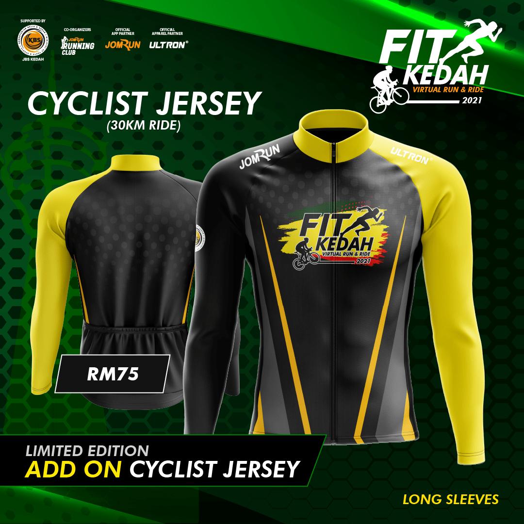 Fit Kedah Virtual Run & Ride 2021