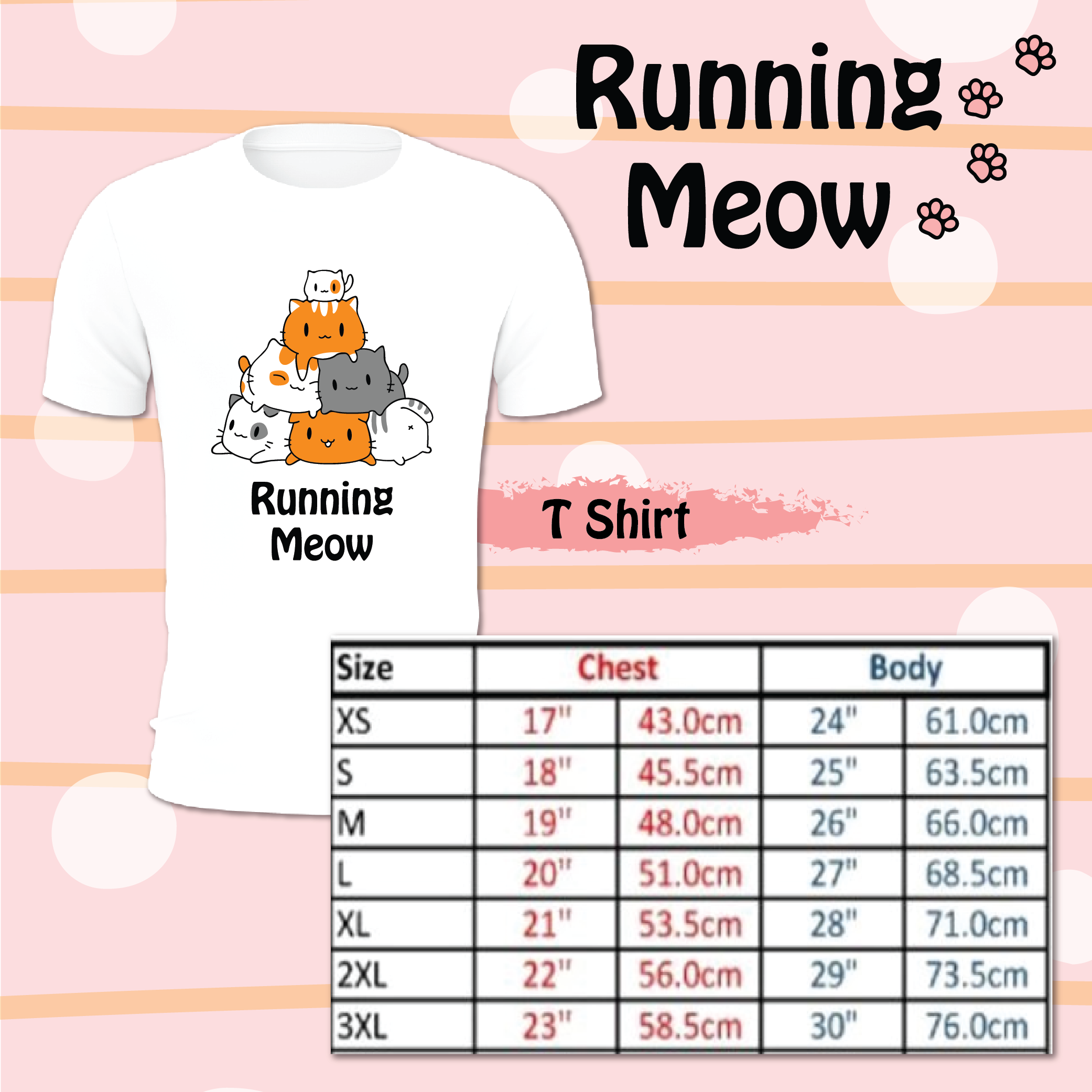 Running Meow (Kampar)