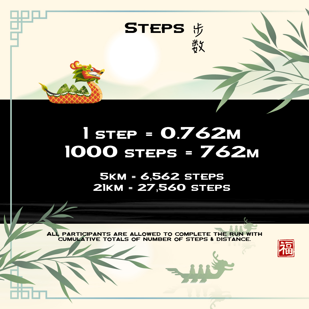 Dragon Boat Virtual Run 2021