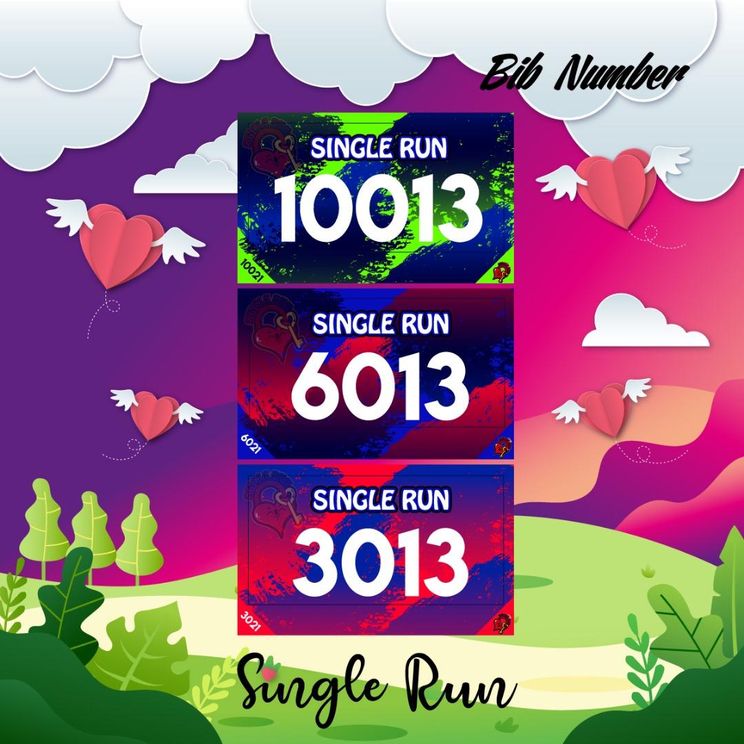 Single Run 2020