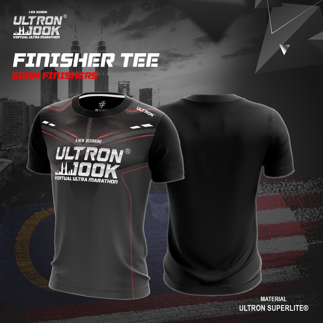 Ultron 100K Virtual Ultra Marathon