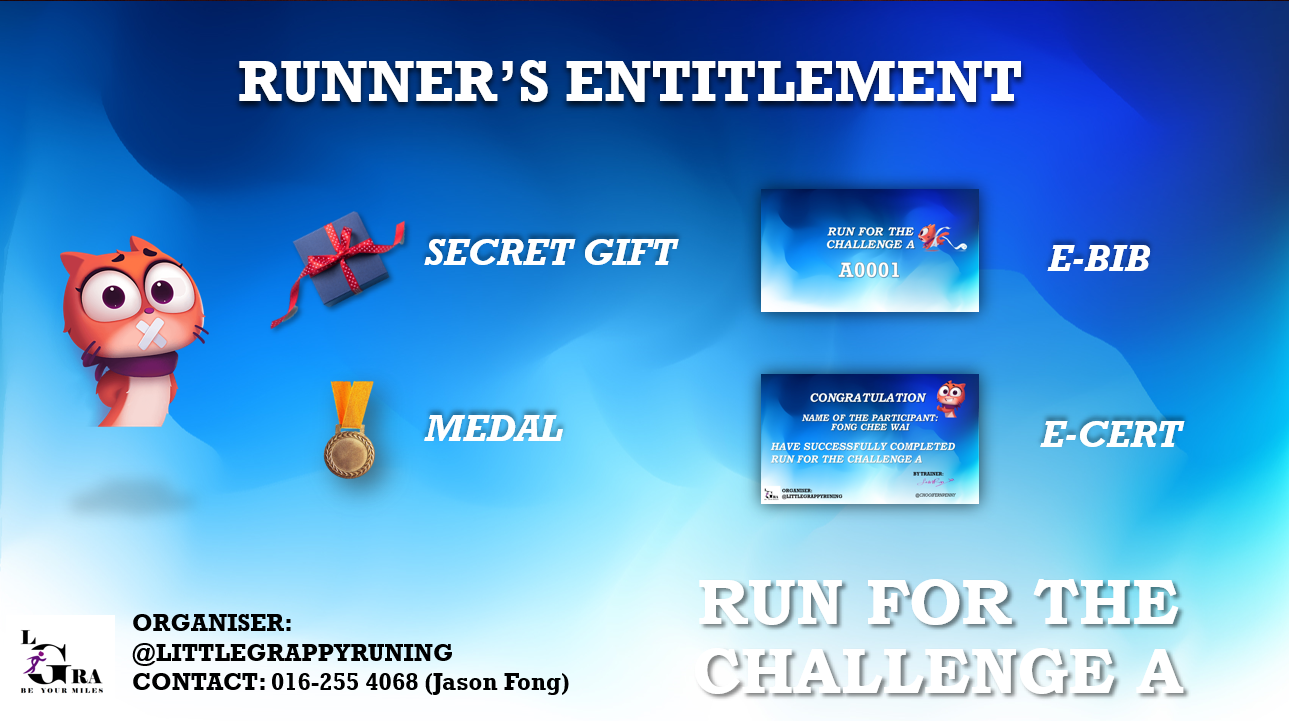 Run For The Challenge