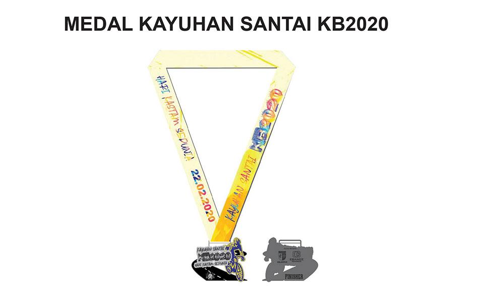 KAYUHAN SANTAI KB2020 SEMPENA HARI KASTAM SEDUNIA