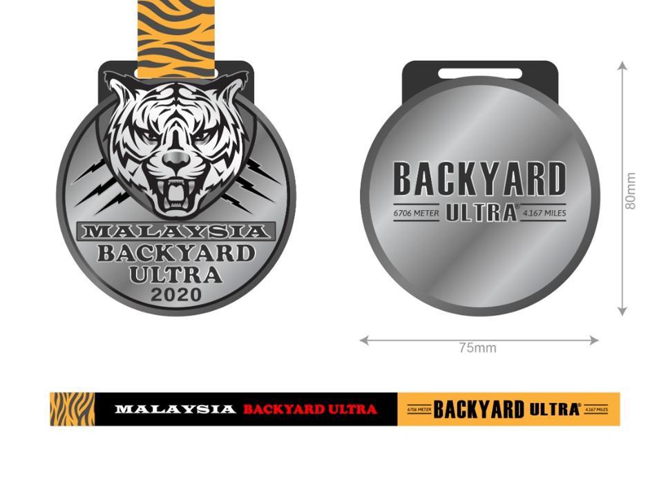 Malaysia Backyard Ultra 2020