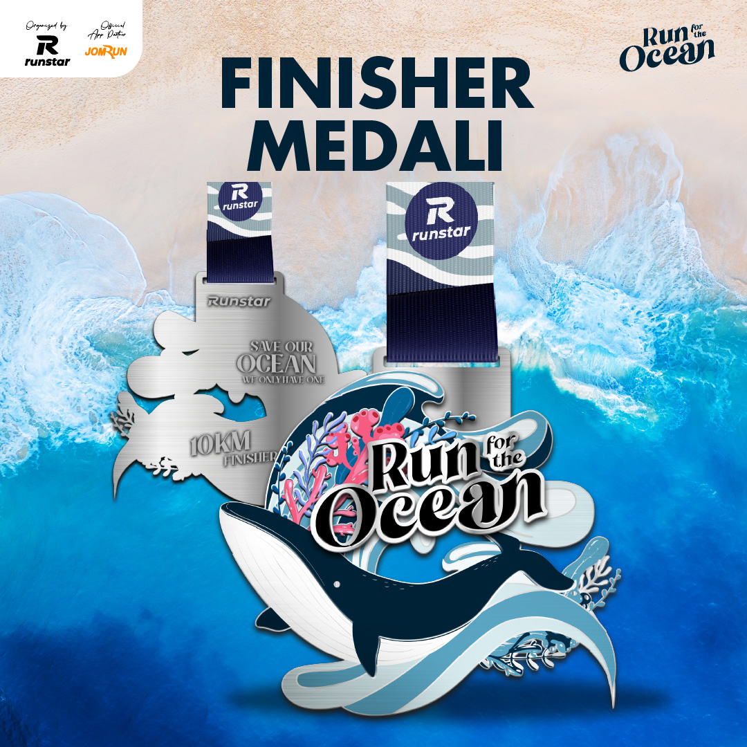 10KM Run for the Ocean - Indonesia