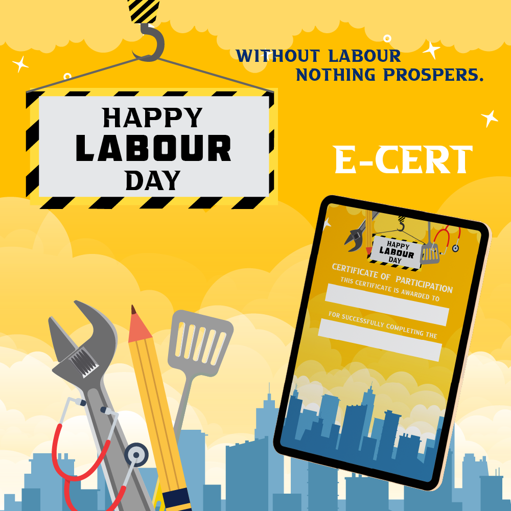Happy Labour Day 5KM Virtual Run
