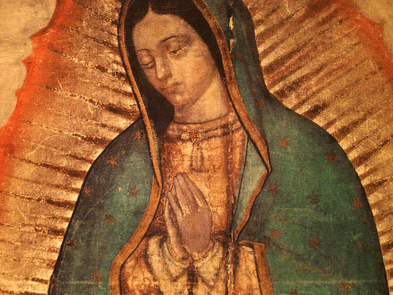 Our Lady of Guadalupe Mexico