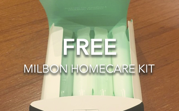 Colors - FREE MILBON Homecare Kit
