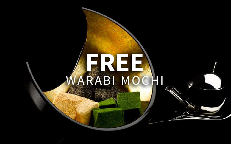 MISATO: Free Warabi Mochi