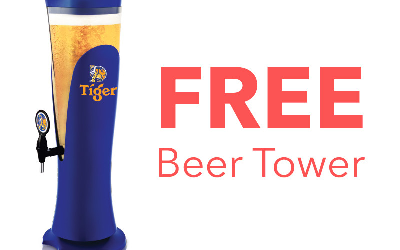 MANEKINEKO: Free Beer Tower