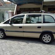 Mobil Chevrolet Zafira Mt 2004 Warna Biru Kab Sidoarjo Jualo