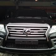 Lexus LX 570 AT Hitam 2014