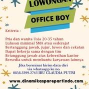 Ob Office Boy Dan Cs Cleaning Servis Jakarta Barat Jualo