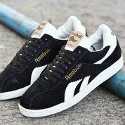 Sepatu Casual Sneakers Original Reebok Tripellahll Navy Midnight Red ... 406492c5a0