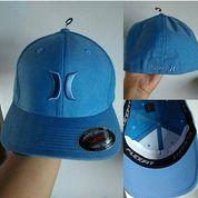 e1cd5fac5a2 Topi Hurley One & Texture Blue Flexfit Original
