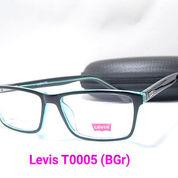 Frame Kacamata - Levis T0005 - Baca Min Minus - Pria Wanita Laki Cewe 3ba2d10443