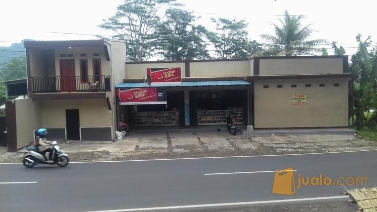 rumah toko murah dan strategis di jalan utama subang-bandung