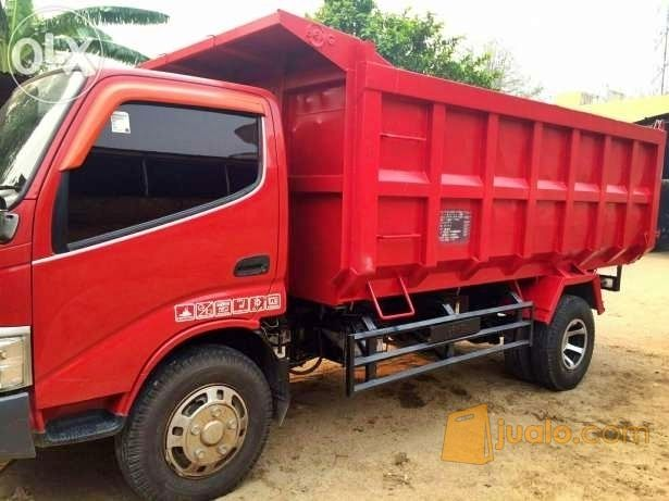 dump truck toyota dyna 130ht tahun 2013