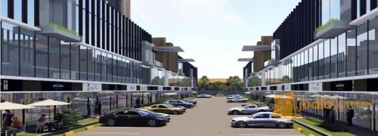 rukan ocean bay boulevard ancol investasi di pusat bisnis & wisata taman impian jaya ancol