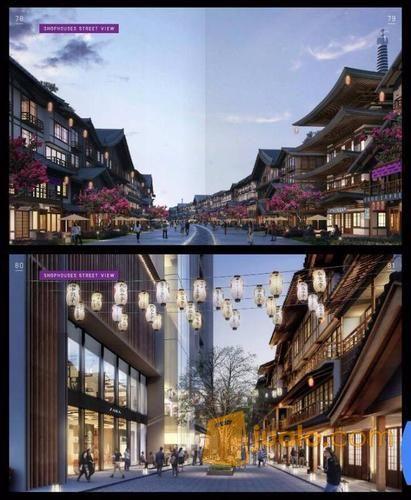 ruko japanesse style,commercial & good investment di kawasan internasional karawang