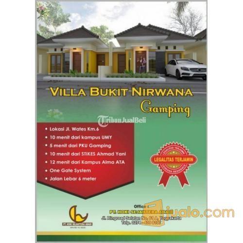 villa bukit nirwana gampingan hunian idaman yang asri dekat banyak fasum - bantul