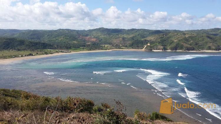 tanah investasi pantai areguling lombok tengah