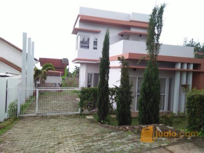 beli villa dapat income per bulan, mau