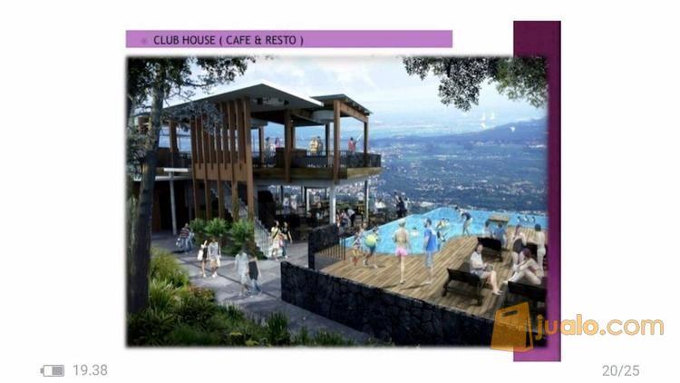 nikmati ke indahan alam nya di villa violetta bandung