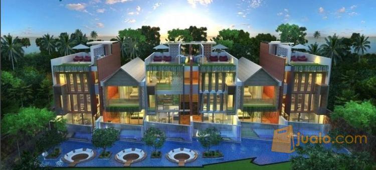 first dream villa sangat eksklusif dan mewah, hanya 8 unit villa 17 rooms