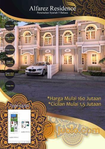 perumahan syari ah 5 bahasa alfarez residence