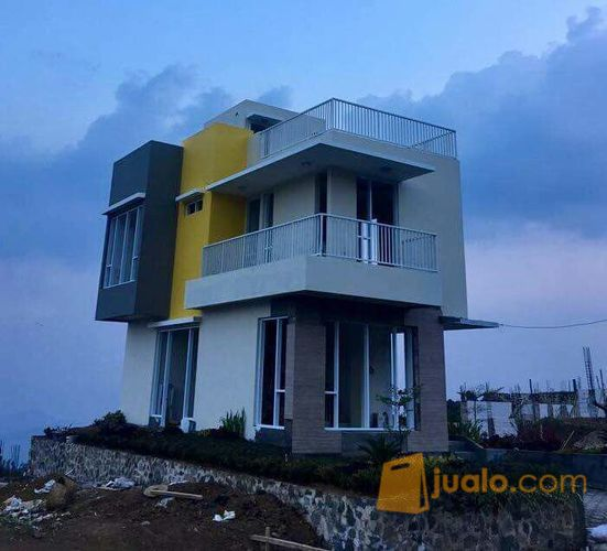 proses pembangunan villa tahap pertama 100 unit sdh mulai di pasarkn